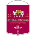 barcelona bandera campeon