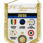 INTER BANDERA PENTACAMPEON
