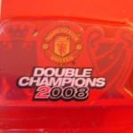 manchester united pin doble campeon 2008 1