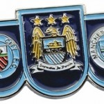 MANCHESTER CITY PIN 3 1