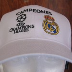 real madrid cachucha campeon uefa 1