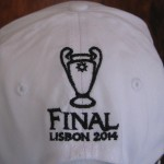real madrid cachucha campeon uefa 5