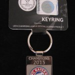 bayern munchen llavero campeon ucl 2013 2