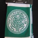 celtic bufanda verde blanco 1