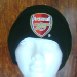 ARSENAL GORRO NEGRO 11