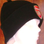 ARSENAL GORRO NEGRO 33
