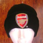 ARSENAL GORRO NEGRO 44