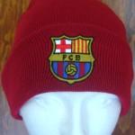barcelona gorro rojo 11