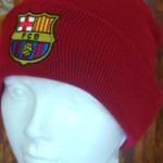 barcelona gorro rojo 22