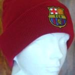 barcelona gorro rojo 33