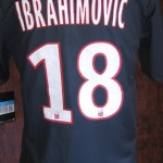 paris st germain playera 18 ibra 22