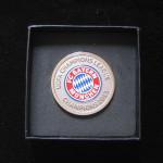 bayern munchen medalla moneda 55