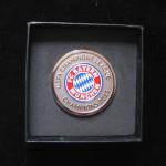 bayern munchen medalla moneda 66