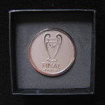 bayern munchen medalla moneda 99