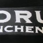 borussia bufanda negra 11