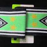 borussia bufanda rayas verdes 33