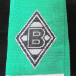 borussia bufanda verde 44