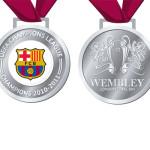 barcelona medalla campeon