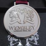 barcelona medalla campeon ucl 2011 10