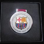 barcelona medalla campeon ucl 2011 3