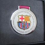barcelona medalla campeon ucl 2011 4