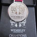 barcelona medalla campeon ucl 2011 6