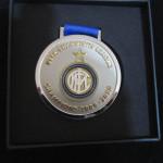 inter de milan medalla campeon ucl 2010 3