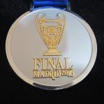 inter de milan medalla campeon ucl 2012 6