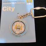 manchester city llavero giratorio circular 3