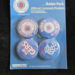 rangers botones set 2 1
