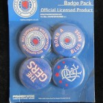 rangers botones set 2 2