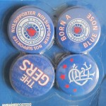 rangers botones set 2 4